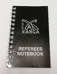 Referees Notebook