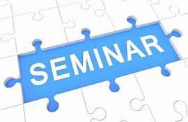 2018 Annual Seminar