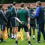 Referees Training Session
